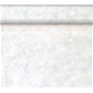 Šerpa TÉTE 0,4x24m SENSIA brillance bílá