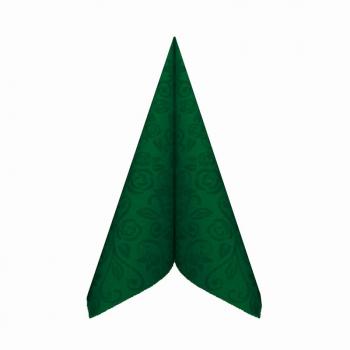 Ubrousek PREMIUM 40x40cm tmavě zelený