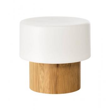 LED lampička 110x110 Bamboo SISTER