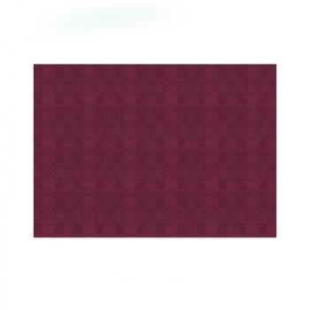 Papírové prostírání 30x40 cm bordové