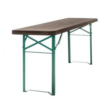 Rautový skládací stůl ZOWN MUNICH 50