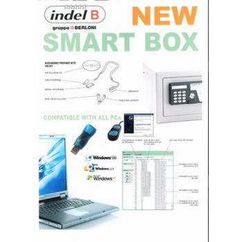 Příslušenství pro sejfy Smart box systém