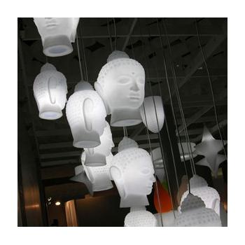 Designové svítidlo BUDDHA RGB LED