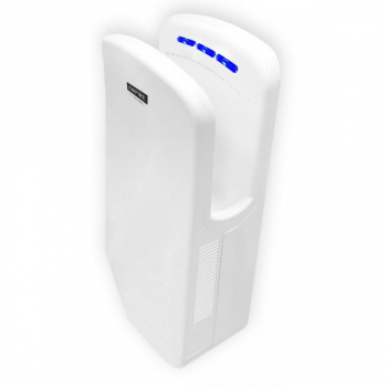 Automatický tryskový osoušeč EMPIRE X DRY, ABS plast bílý