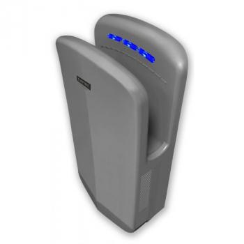 Automatický tryskový osoušeč EMPIRE X DRY, ABS plast stříbrný