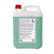 Antibakteriální tekuté mýdlo Sanidos, 5l