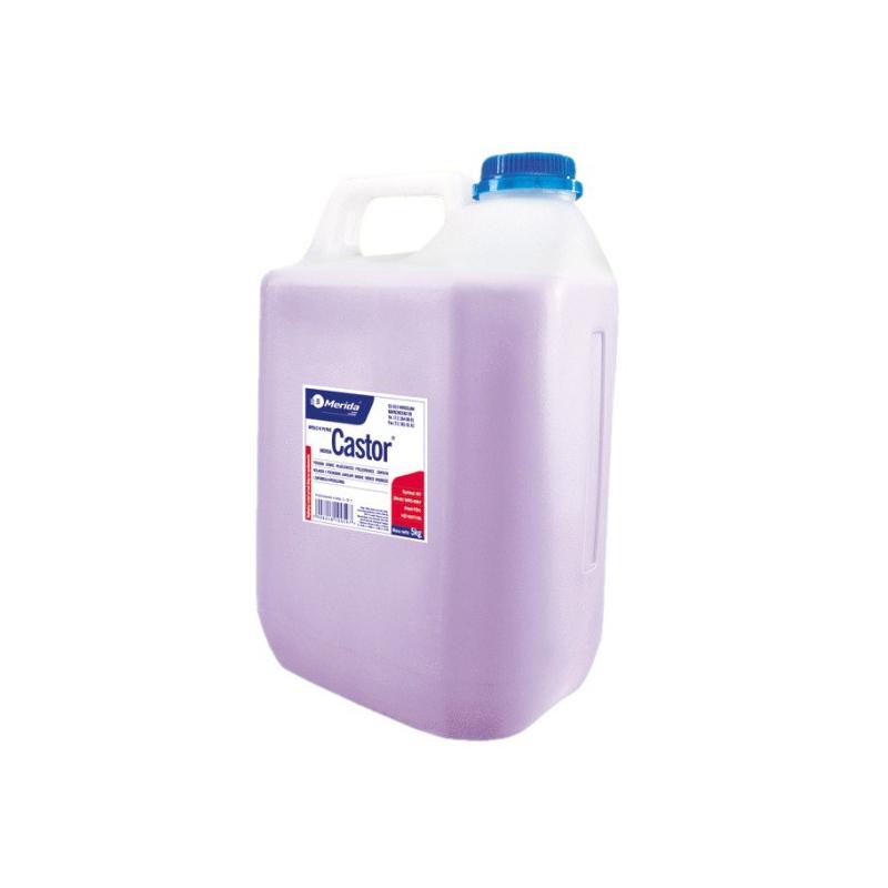 Tekuté mýdlo MERIDA CASTOR