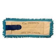 Klaro mop systém (jazyk + kapsy) - plochý mop 40 i 50 cm mikrovlákno, bezdotykové vytírání