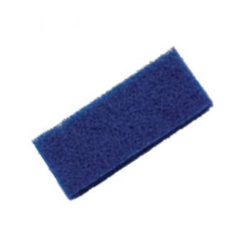 Pad modrý (červený) - středně hrubý (dlažba, lino)