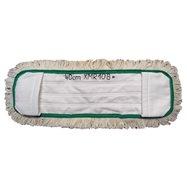 Plochý mop 40 cm bavlna celosmyčka pro ruční ždímání