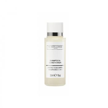 Šampon s kondicionérem ve flakonu FLOWERS, 30ml - 200ks