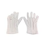 Číšnické servírovací rukavice, bílé, velikost L