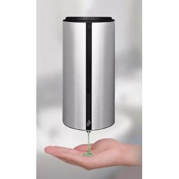Automatický dávkovač desinfekce nebo tekutého mýdla Donner DROP (Gel) Stříbrný ABS plast