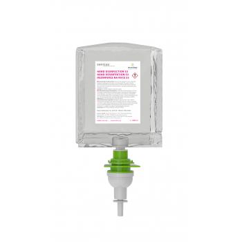 Dezinfekce na ruce ECOSTEP S2/S3 - 1000 ml - až 3000 dávek