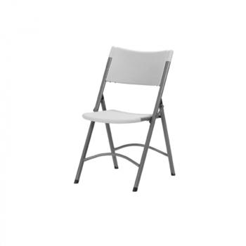 Plastová skládací židle ZOWN OTTO CHAIR - šedá