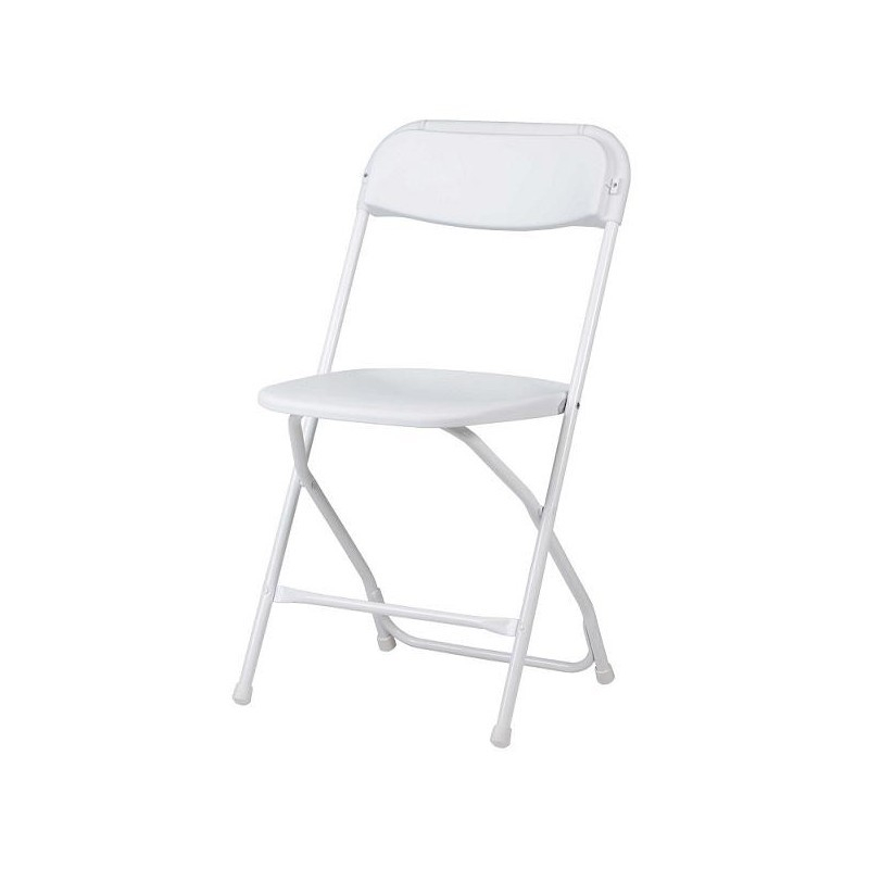 Plastová skládací židle Alex chair - bílá