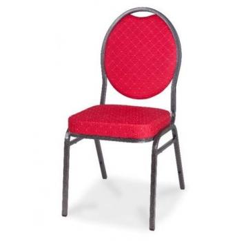 Banketová židle HERMAN - červená
