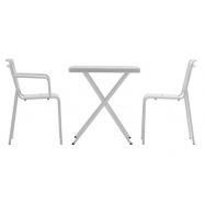 Stohovatelná ocelová židle Almachair