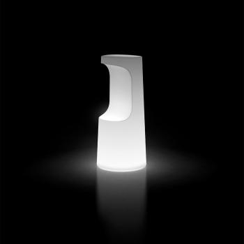 Designová svítící barová židle FURA STOOL