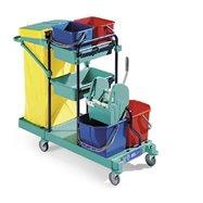 Úklidový vozík TTS Green 150