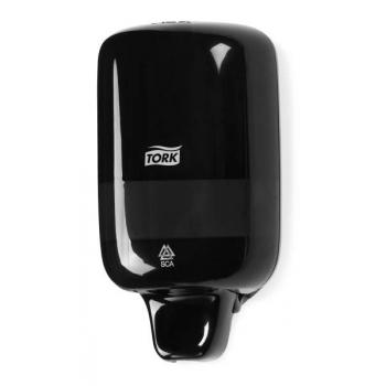 Tork Mini zásobník na tekuté mýdlo, černý
