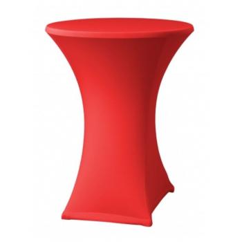 Elastický potah ONYX PRO na koktejlové stoly Ø 80-85 cm, 190/210 g/m²