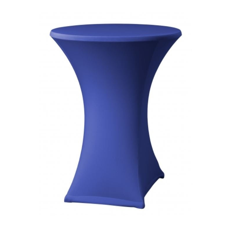 Elastický potah ELAS na koktejlové stoly Ø 70cm + čepice ZDARMA