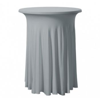 Elastický potah GALA na koktejlové stoly Ø 80 - 85 cm
