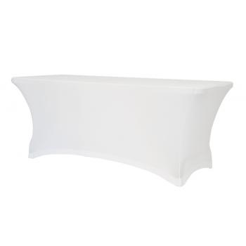 Elastický potah na hranatý cateringový stůl 153 x 76 cm