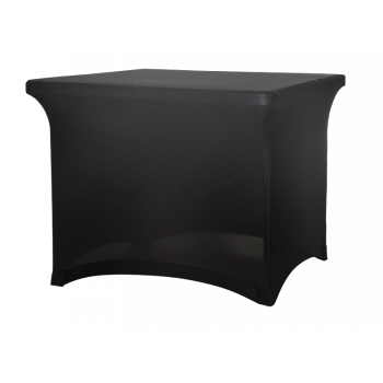 Elastický potah na hranatý cateringový stůl 92 x 92 cm