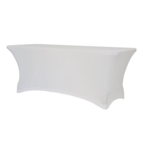 Elastický potah na hranatý cateringový stůl 200 x 92 cm