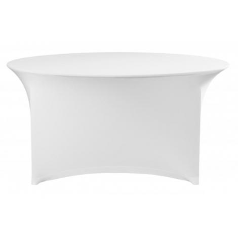 Elastický potah na kulatý cateringový stůl ∅ 150