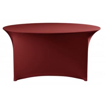 Elastický potah na kulatý cateringový stůl ∅ 180