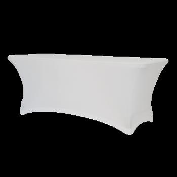 Elastický potah na hranatý cateringový stůl 244 x 76 cm