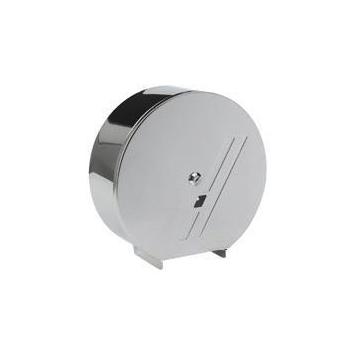 Zásobník na toaletní papír JUMBO 30 EKONOM nerez