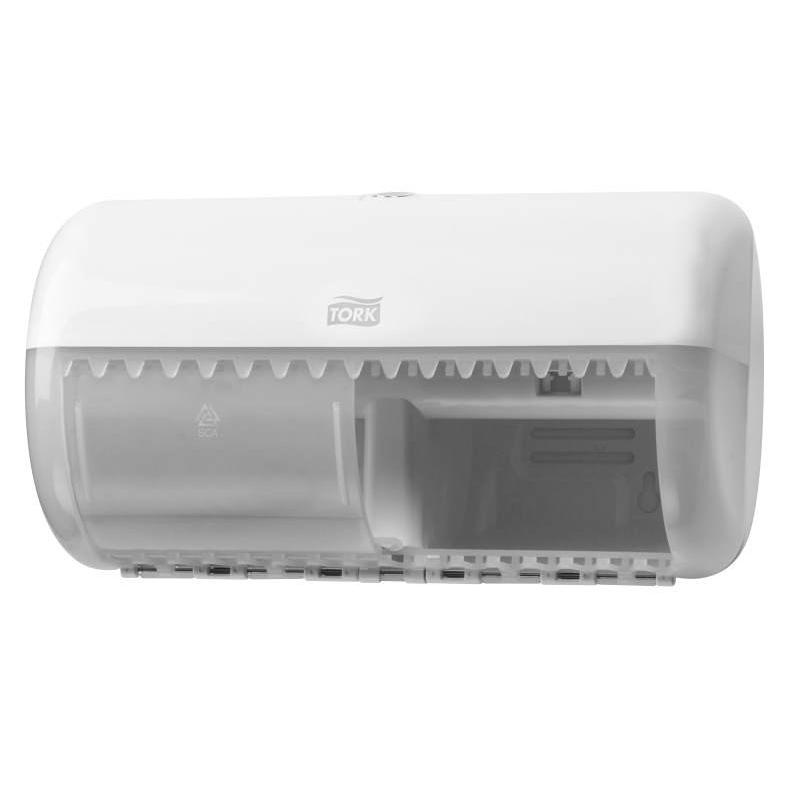 Tork zásobník na toaletní papír konvenční role, bílý