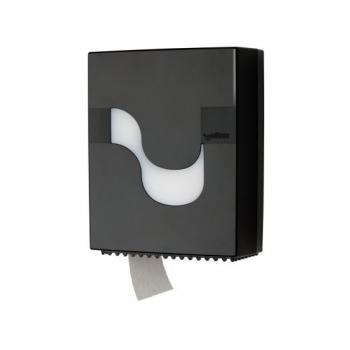 Zásobník CELTEX na toaletní papír Jumbo, černý