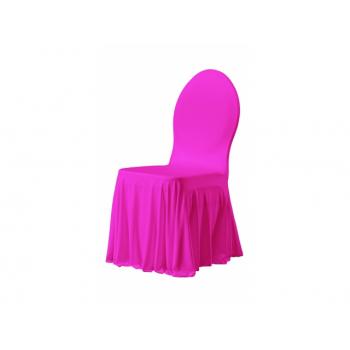 SIESTA - potah na židli, Růžová