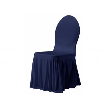 SIESTA - potah na židli, Námořní modř