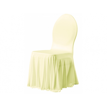 SIESTA - potah na židli, Champagne