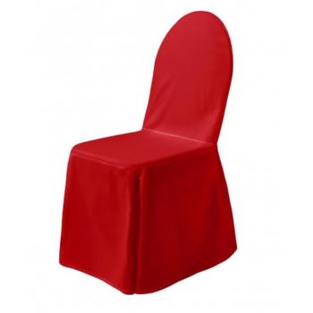 EXCELLENT - potah na židli, Červená