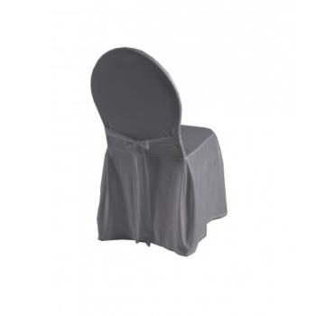 EXCELLENT - potah na židli, Antracit