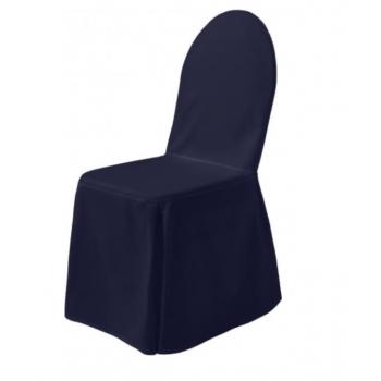 EXCELLENT - potah na židli, Námořní modř