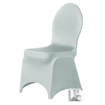 BRILLIANT- potah na židli, Šedá