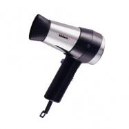 Fén Valera Action 1600 Push, černý/chrom
