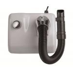 Bazénový hadicový osoušeč vlasů JET s výkonem 2400 W, bílý