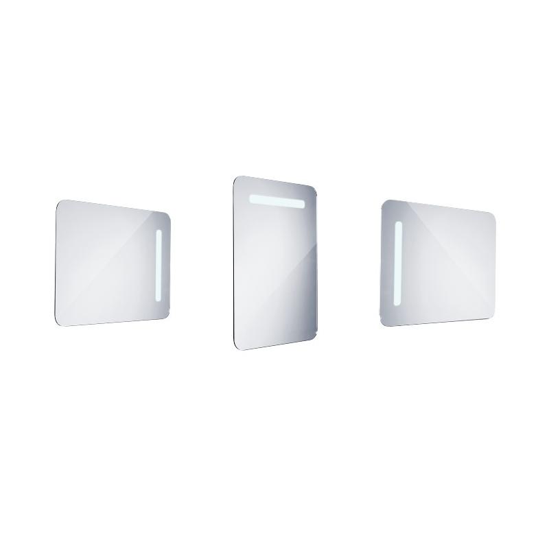 LED zrcadlo 500x700
