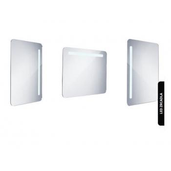 LED zrcadlo 800 x 600mm