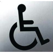 Piktogram - Invalidé K046