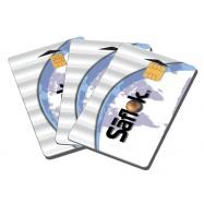 Čipová karta s pamětí 2k